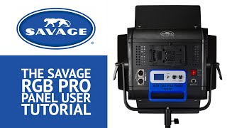 Savage RGB Pro Panel | User Tutorial