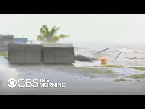 Hurricane Michael strengthens as it approaches Florida Panhandle