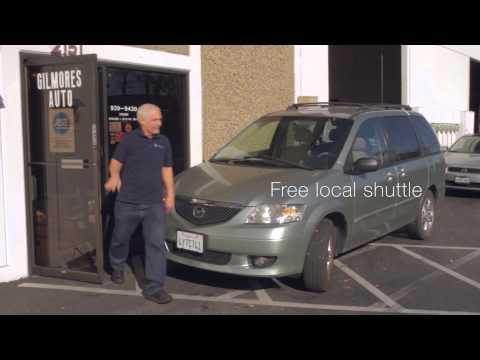Gilmore's Auto Service video