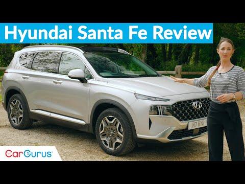 Hyundai Santa Fe (2021) Review: All change under the skin | CarGurus UK