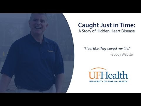 Caught Just in Time: A Story of Hidden Heart Disease