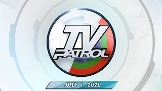 Tutukan ang mga nagbabagang balitang nakalap ng buong puwersa ng ABS-CBN News sa nakalipas na 24 oras.  TV Patrol is the flagship newscast of ABS-CBN. Catch the latest news and analysis today and every day brought to you by ABS-CBN News in the service of the Filipino.  Get access to TV Patrol on TFC Online if you're watching overseas. Visit us here https://bit.ly/37yGXFn  Subscribe to ABS-CBN News' YouTube channel for breaking news and updates on COVID-19 and the enhanced community quarantine being observed in select parts of the Philippines to stop the spread of the disease. Don't forget to click the bell button to catch the latest videos from us.  Stay updated by visiting https://news.abs-cbn.com/  For more TV Patrol video highlights, click the link below: http://bit.ly/TVPatrol_2020  Check out the full episodes of TV Patrol, click the link below: https://bit.ly/TVPatrolFullEpisodes  Catch up with the latest news on: https://bit.ly/TeleRadyo  Subscribe to the ABS-CBN News channel! - http://bit.ly/TheABSCBNNews  Watch the full episodes of TV Patrol on iWant for Philippine viewers, click: http://bit.ly/TVPatrol-iWant  Visit our website at http://news.abs-cbn.com Facebook: https://www.facebook.com/abscbnNEWS Twitter: https://twitter.com/abscbnnews  #TVPatrol #LatestNews #ABSCBNNews #ABSCBNFranchise #StayAtHome #WithMe