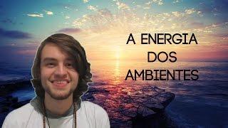A ENERGIA DOS AMBIENTES - CRISTIAN DAMBRÓS