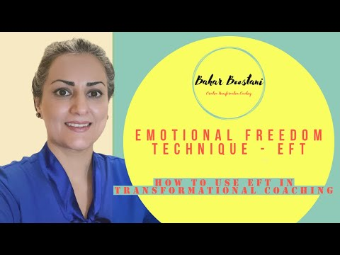 What is EFT (Emotional Freedom Technique) & when & how to use it?