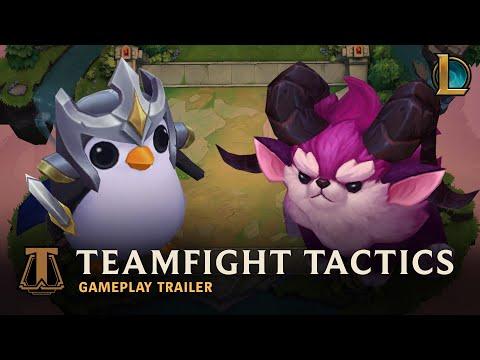 Teamfight Tactics | Gameplay Trailer - League of Legends
