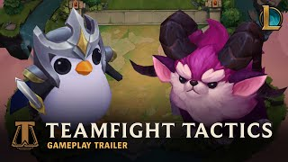 Picture of a game: Teamfight Tactics