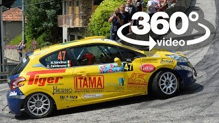 video 360 gradi VR camera car rally-video 360-camera car 360