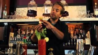 Drink in a Minute - How to make a Bloody Mary - BrunchCritic
