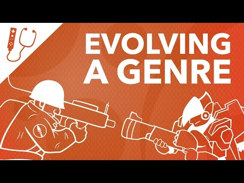 Evolving a Genre - From TF2 to Overwatch ~ Design Doc