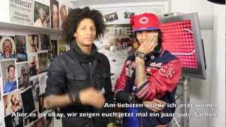 Les Twins, DANCE TUTORIAL LES TWINS JAM FM