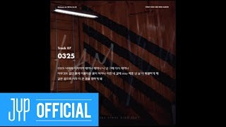 "Stray Kids 〈I am YOU〉 Inst. Lyric Card 7 ""0325"""