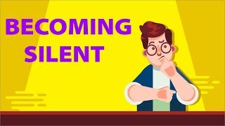 How to be Silent Person (Animated Story)