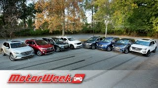 Comparison Test: 3-Row SUV Challenge With Cars.com