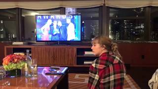 Taylor Swift wins CMA Song Of The Year (Taylor Reaction)