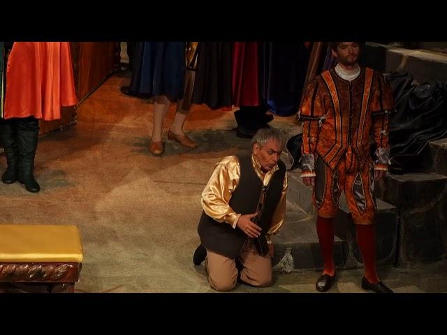 """Boris Statsenko """"Cortigiani"""", Rigoletto, 4.09.2017"""
