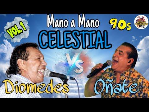 Mano A Mano Celestial Diomedes Díaz Y Jorge...