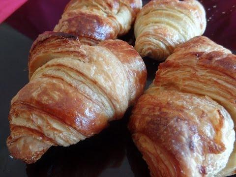 Muy Fácil: Prepara Tus Propios Croissants Caseros