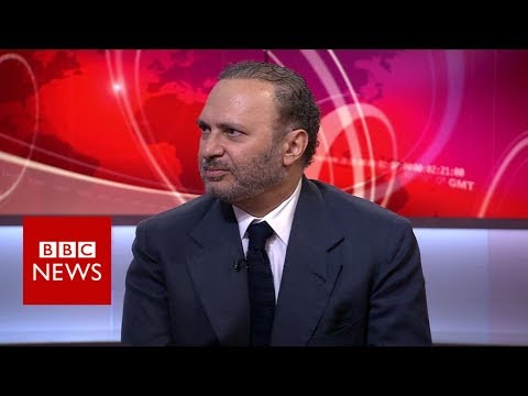 Gargash: Qatar hacking story completely untrue  – BBC News