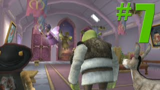 Shrek 2: Game Walkthrough Part 7 - Fairy Godmother