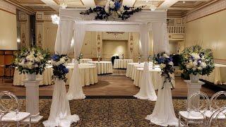 Creating A Chuppah Wedding Canopy