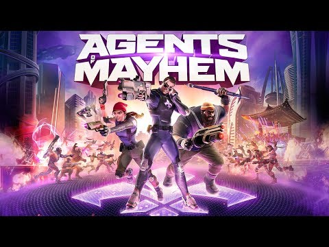 Agents Of Mayhem - Launch Trailer thumbnail