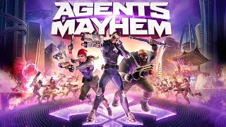 Agents of Mayhem video