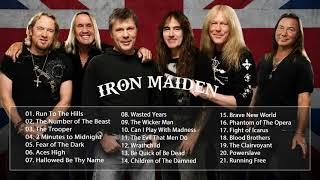 Iron Maiden greatest hits full album - Best songs of Iron Maiden