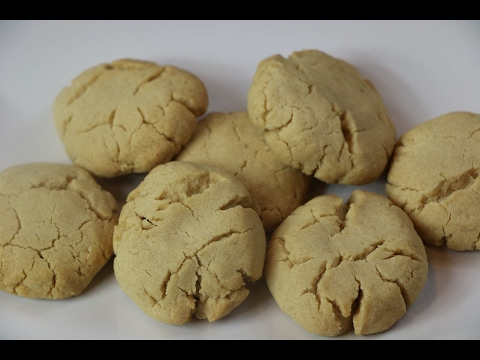 Peanut Butter Shortbread Cookies Recipe – How to Make Peanut Butter Shortbread Cookies