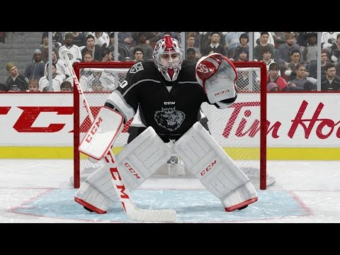 NHL 17 - EASHL Goalie #4 - This Game Is Trash!