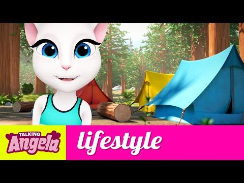 Talking Angela – Camping Essentials