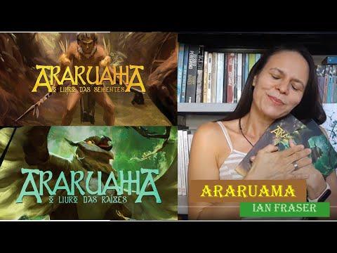 Araruama - O livro das sementes + Araruama - o livro das raízes - Cabe na Estante #43