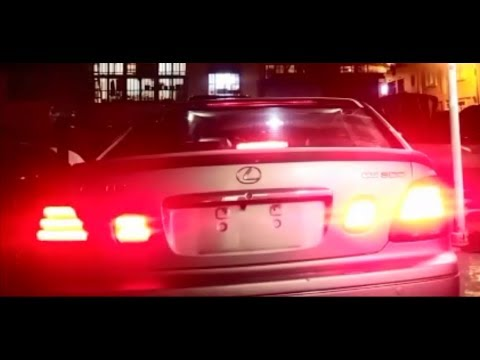 Third Brake Light with Chasing RGB and turn signal by Luxious Automotive