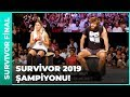 te Survivor 2019un iyonu
