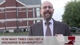 Bankruptcy: How ManyTimes Can I File? Maryland Bankruptcy Lawyer