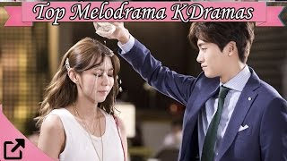 Top 25 Popular Melodrama Korean Dramas 2016 All The Time