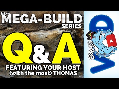 Mega-Build Series Q&A! (Video)