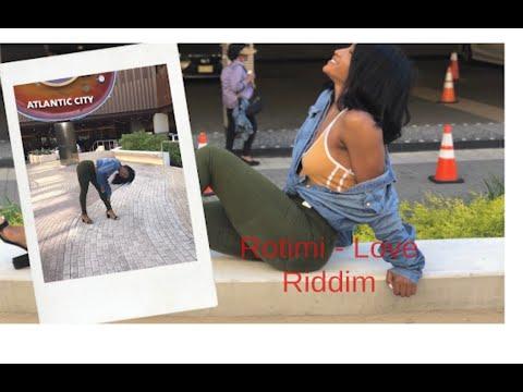 "Rotimi ""love Riddim"" choreography"