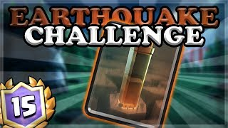 Earthquake Challenge Draft Tips! 🍊
