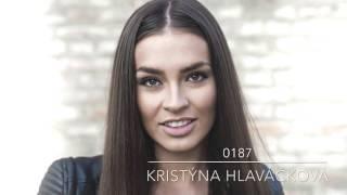 Česká Miss 2017 - představení semifinalistek