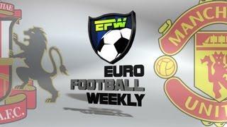 Sunderland V Manchester United 05.10.13   EPL Football Match Preview 2013