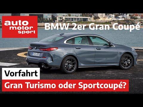 BMW 2er Gran Coupé (2020): Gran Turismo oder Sportcoupé? – Vorfahrt (Review) | auto motor und sport