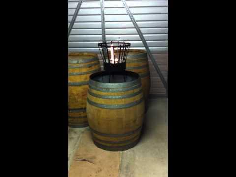 Brazier Barrel – 01