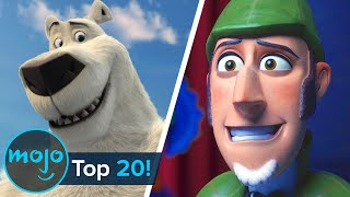 Top 20 Worst Animated Movies of the Century (So Far)