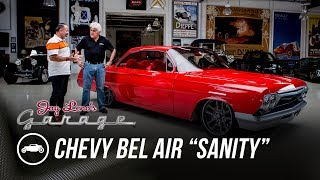 "1962 Chevy Bel Air ""Sanity"" - Jay Leno's Garage"