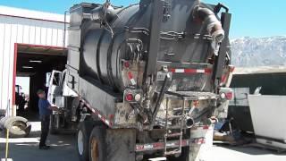 Vacuum Truck Operating 5/30/17