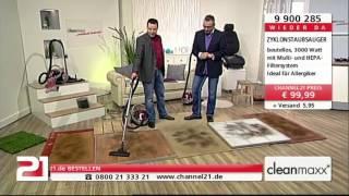Пылесос Cleanmaxx Zyklon-Staubsauger Megapower 08065 от магазина Мюнхен