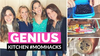 Kitchen Mom Hacks for Busy Moms