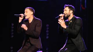 Chris Jamison & Adam Levine - Lost Without You (VOICE USA)