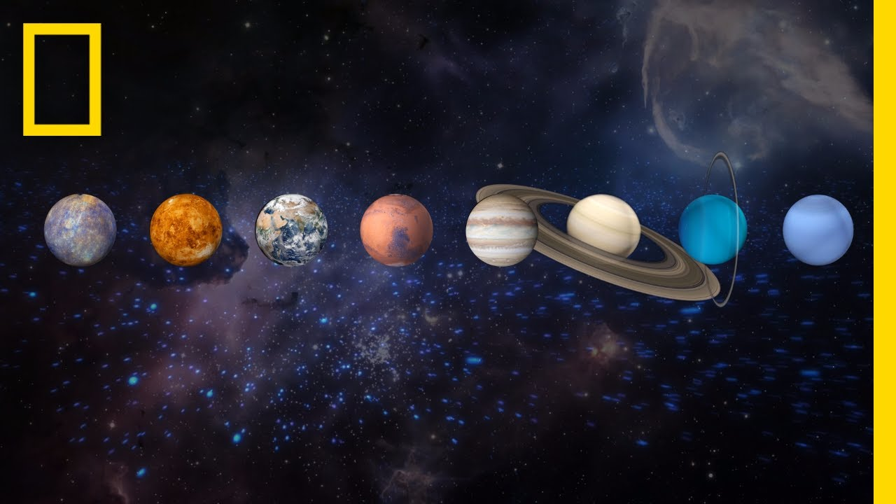 Solar System 101   National Geographic thumbnail