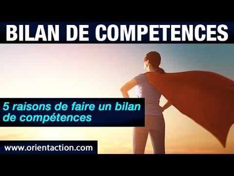 5 raisons de faire un bilan de compétence